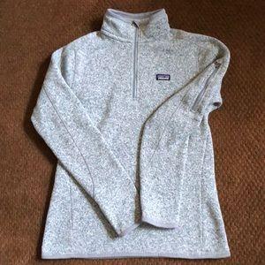 Patagonia Better Sweater Quarter Zip 🍁
